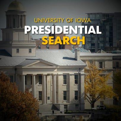 University of Iowa Presidential Search