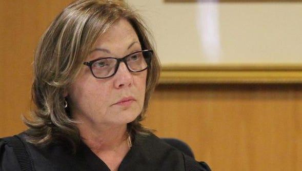 Marion Municipal Court Judge Teresa Ballinger