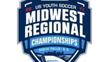 Midwest Regional Championships logo.