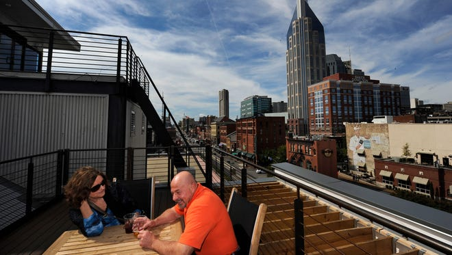 Acme Feed & Seed, which was named Best New Restaurant and Bar, has four floors featuring food, bars, live local music and more.