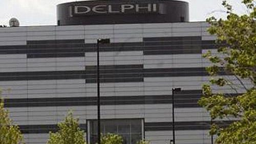 The company announced the new names to investors Wednesday at Delphi's Investor Day in Boston. The tier-one supplier had announced in May that it would spin off its powertrain business to intensify its focus on autonomous vehicle efforts and the technology that supports them.