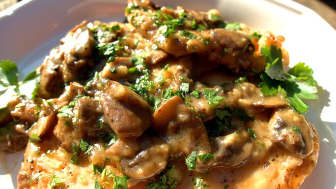 Chicken Marsala is a classic Italian-American dish that combines chicken, wine and mushrooms into an elegant meal.