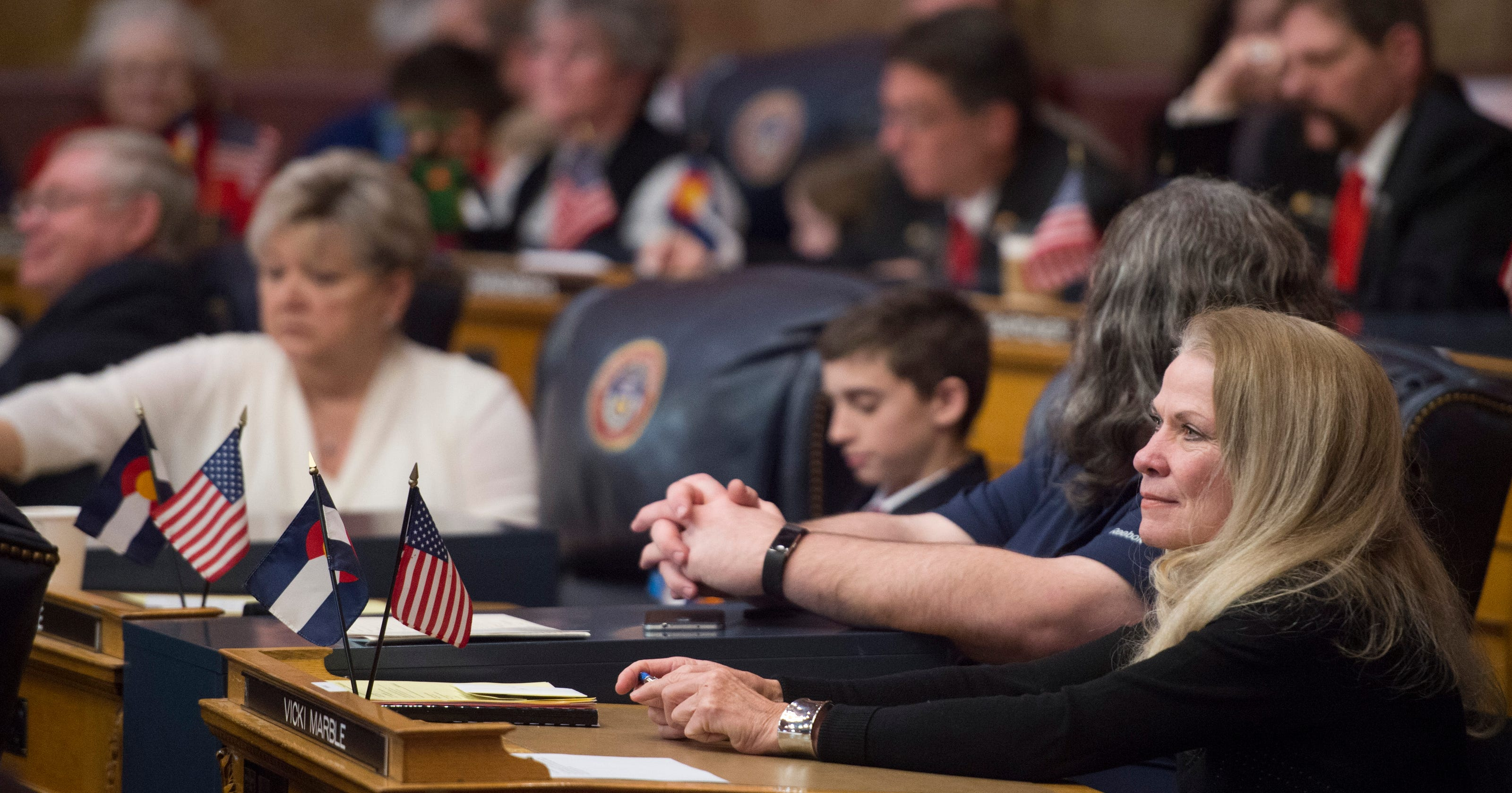 Vicki Marble Defends Comments To Cub Scouts