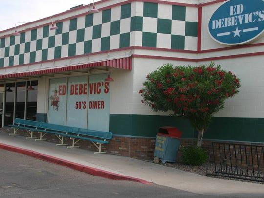 Ed Debevic's, a Phoenix landmark, shuttered its doors