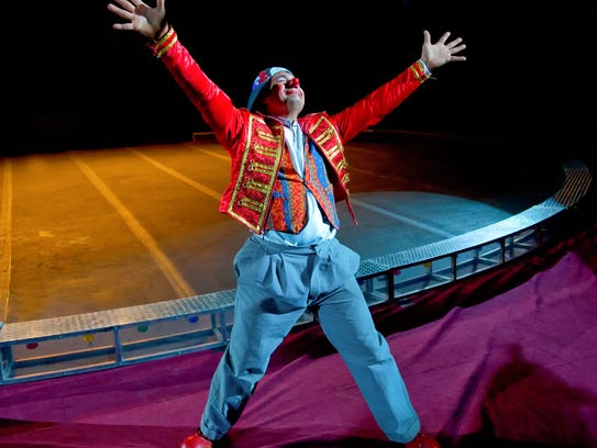 The 2018 Shrine Circus will be at the American Bank