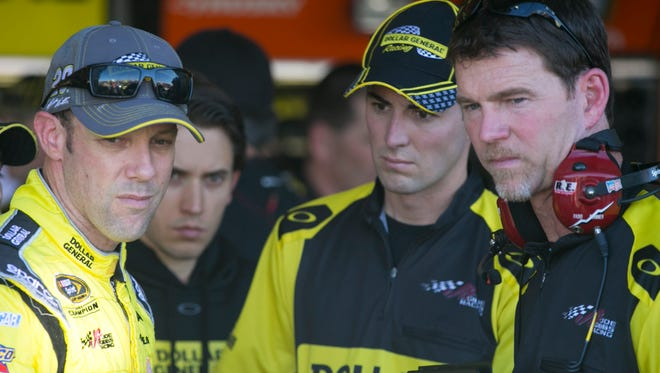 Matt Kenseth had his best finish at Phoenix in seven years, but it wasn't enough to get him in the Chase finale.