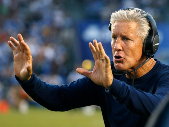 Under Pete Carroll Seahawks Nearly Perfect In Prime Time