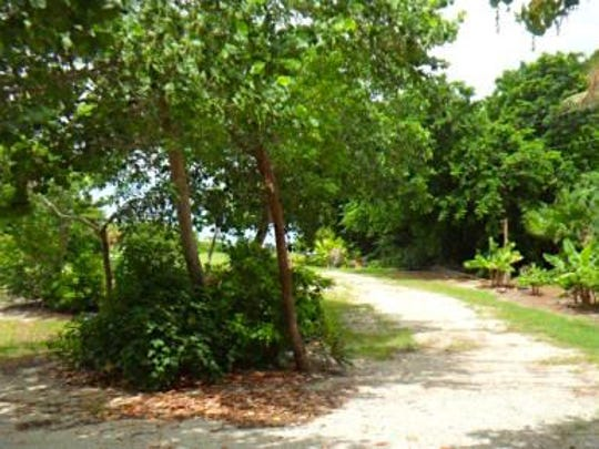 The house at 16298 Captiva Drive hasn't been built yet, but the lot, which sold for  $4,900,000, is one of the top 10 Lee County residential sales of the year.