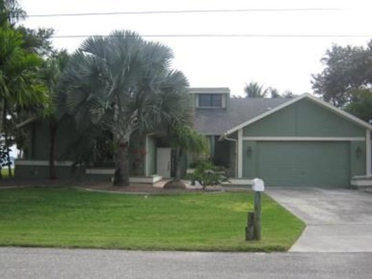 This Cape Coral home at 2502 SE 28th St., recently sold for $950,000.