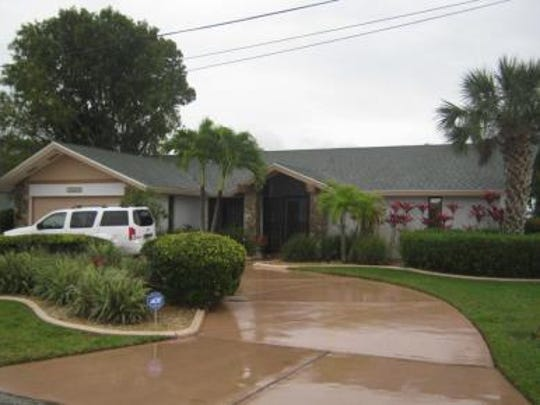 This Cape Coral home at 2334 SE 28th St., recently sold for $$710,000.