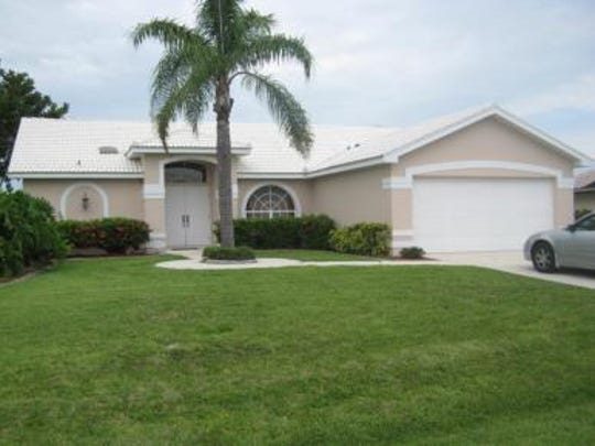 This home at 5366 Coral Ave., Cape Coral, recently sold for $480,000.