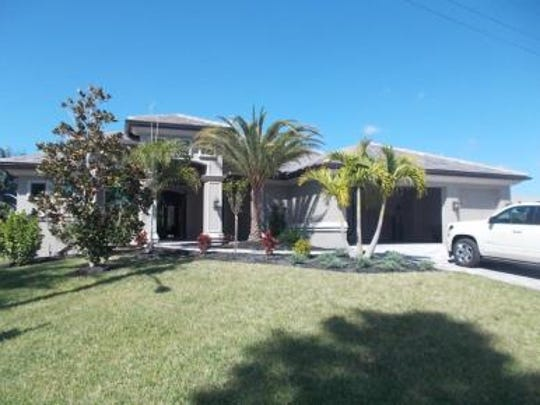 This home at 5058 Saxony Court, Cape Coral, recently sold for $1.075 million.