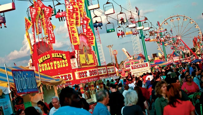 State Fair Meadowlands runs June 23 to July 10.