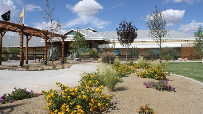 The New Mexico Farm & Ranch Heritage Museum is located at 4100 Dripping Springs Road in Las cruces, NM.