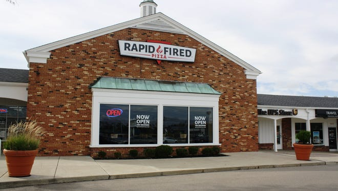 Rapid Fired Pizza will open a location in Florence, Ky in the spring. The location, pictured, in Montgomery opened in Nov.