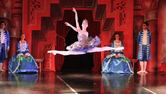 The Atlantic City Ballet will return to the Circus Maximus Theater at Caesars Atlantic City in April.