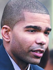 Chokwe Antar Lumumba was 31 when his father died eight