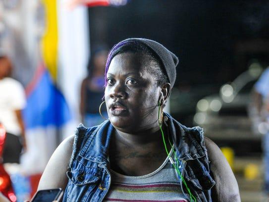 Tamara Johnson, friend of Claudia Tate shares her feelings