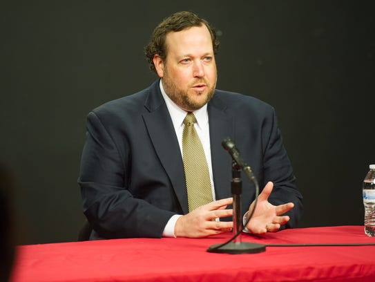 Jeremy Alford, publisher and editor of LaPolitics.com