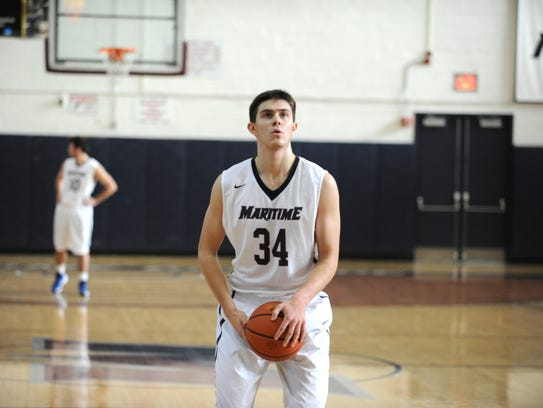 Patrick MacDonald is a senior captain at Maritime College