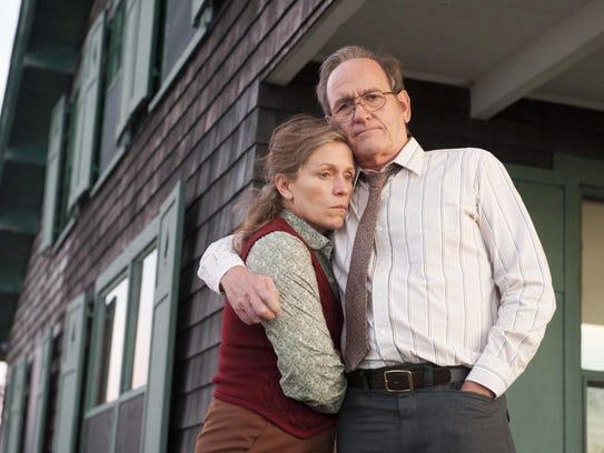 Richard Jenkins and Frances McDormand star as Henry