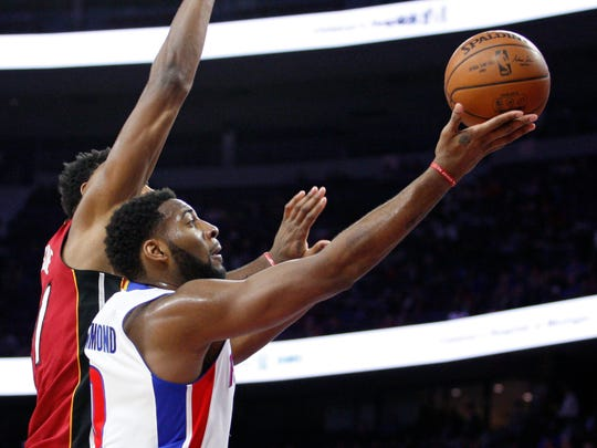 Free throws aside, Andre Drummond is one of the best big men in the NBA.