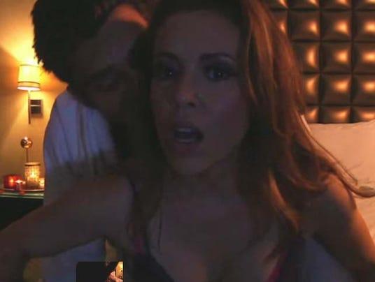 Alyssa Milano sex tape