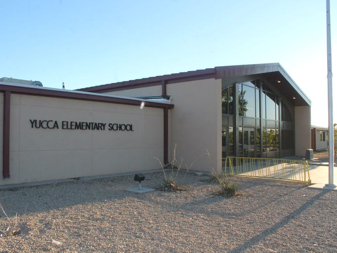 In it's 52 year, Yucca Elementary is finished undergoing