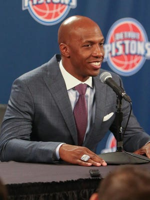 "Chauncey Billups said he could have been the same player had he not become a Piston, but he might not have won a title. ""Everything is timing,"" he said. ""Not only in sports, but in the world. I'm blessed and happy, and it was an honor to take that floor with the guys that I took it with."""