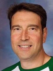 Dominic Audia, West High teacher