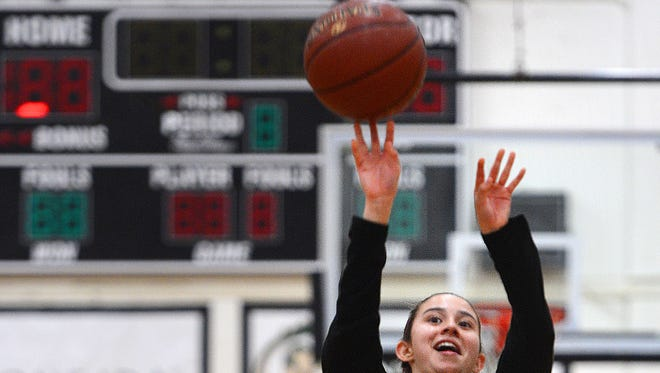 Santa Paula's Mia Pulido is the first Ventura County player to score 45 points in two games in a single season since Cheri Graham did it for Simi Valley High during the 1980-81 season.
