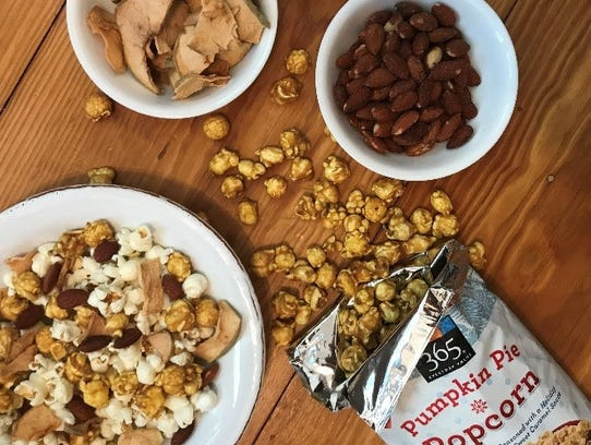365 Pumpkin Pie-flavored Popcorn is available for parties