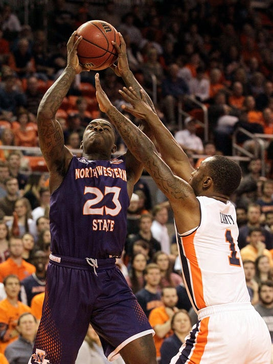 NCAA Basketball: Northwestern State at Auburn