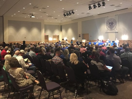 Virginians interested in weighing in on the potential