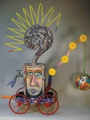 """3D Brainstorm"" by John Carroll Long"