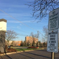 Putnam: Signs in Hannah Plaza aren't literal, but the towing fee is