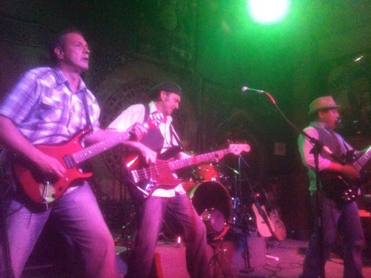 James Cook will hold an album release at The Iron Horse Pub, 9 p.m. Friday.