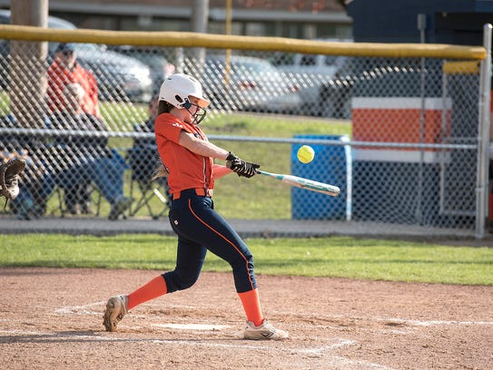 Gabby Kaple and Galion have a pair of road games this week.
