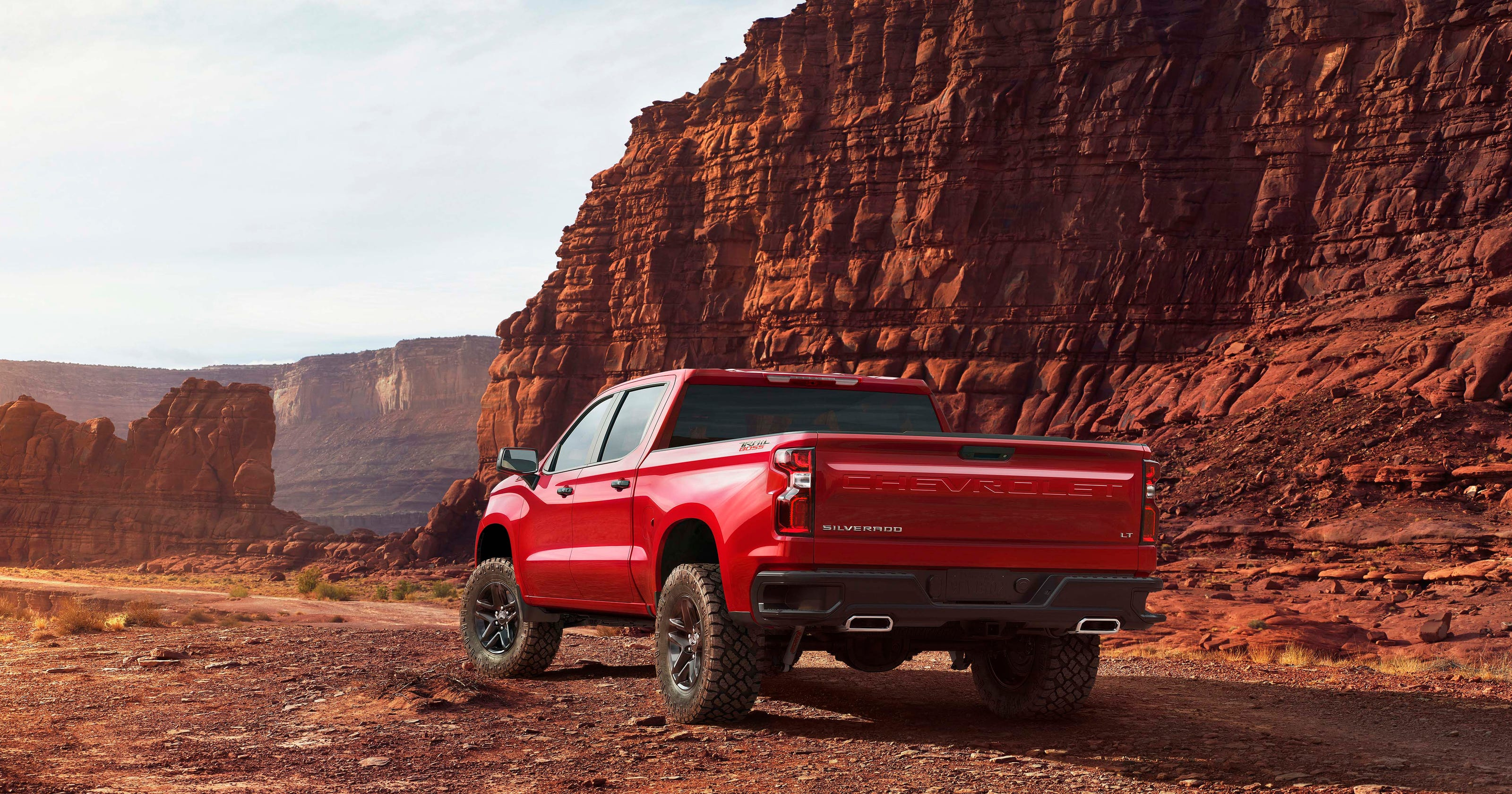 Sneak peek: All-new Chevy Silverado pickup