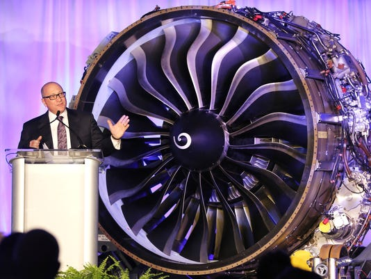 LAF GE Aviation Announcement
