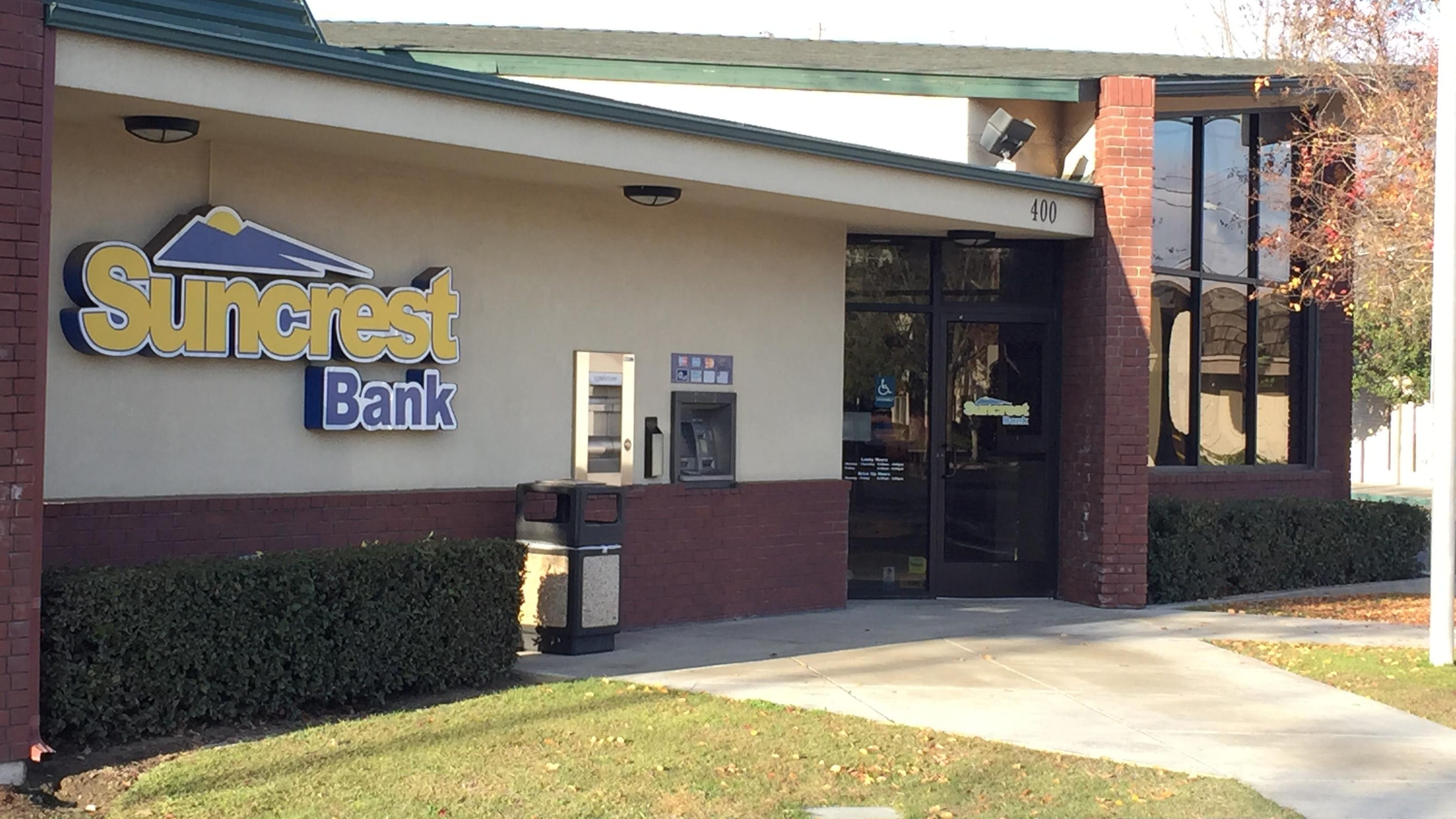 Suncrest Bank opens Fresno office