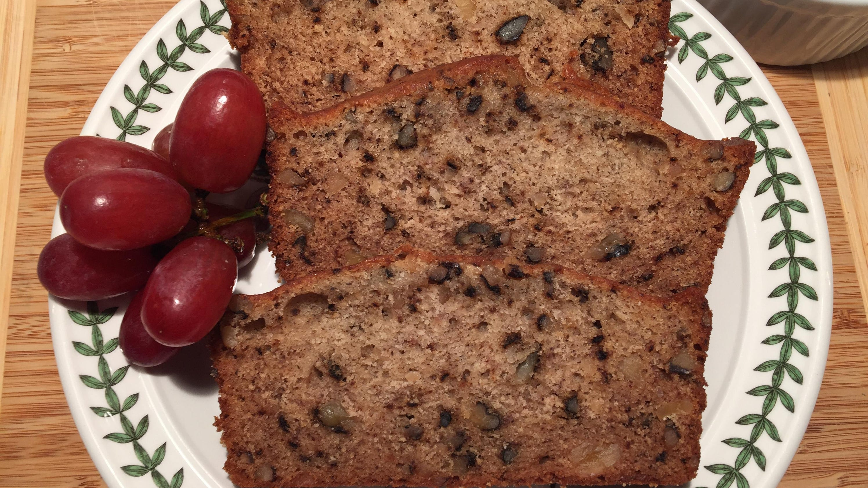 Food processor banana bread is quick and delicious forumfinder Choice Image