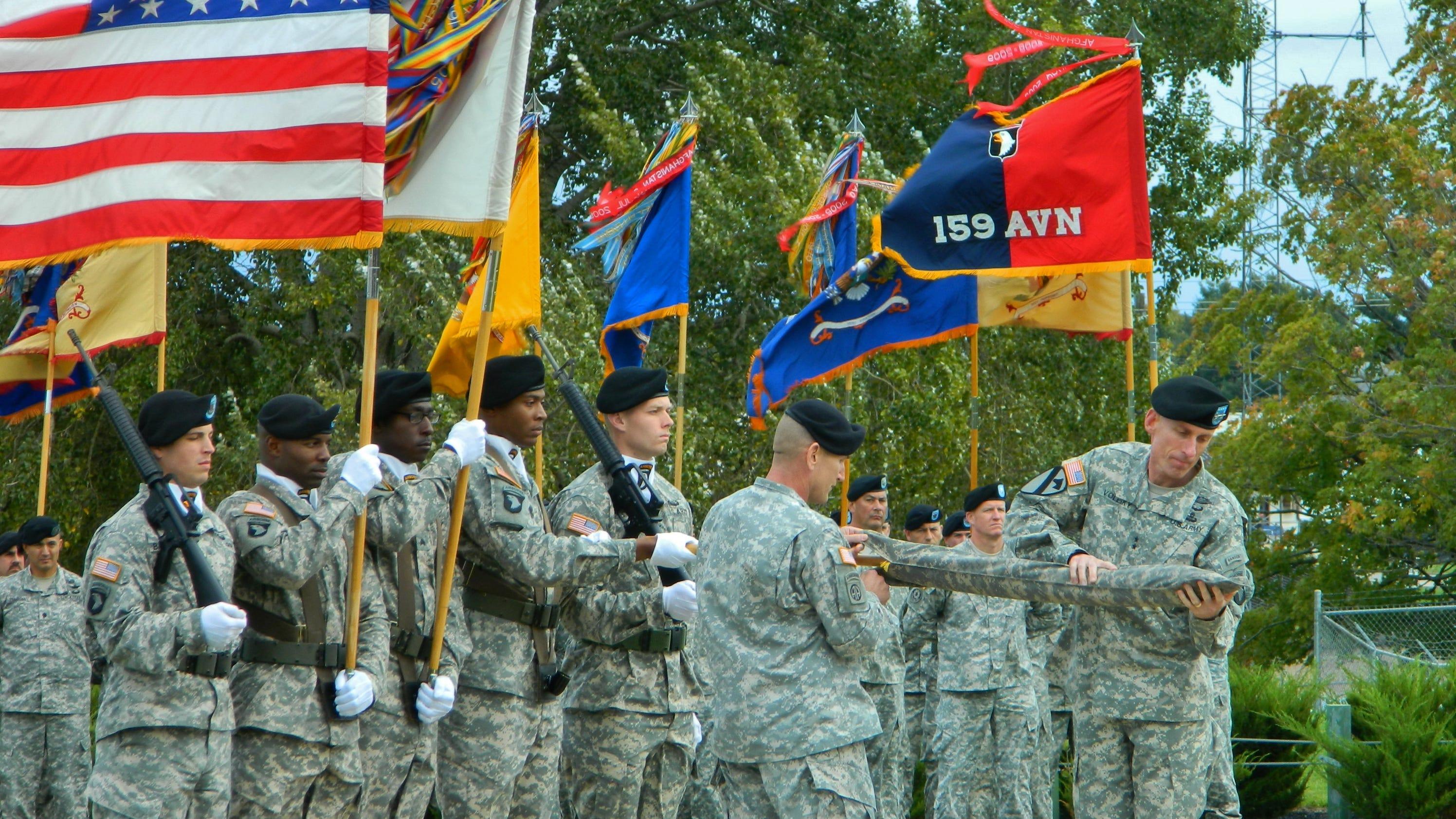 Army color casing ceremony script - Army Color Casing Ceremony Script 8