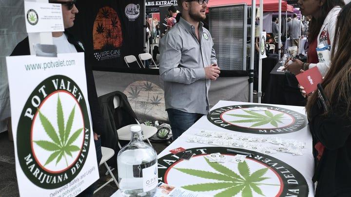 California Marijuana-Deliveries