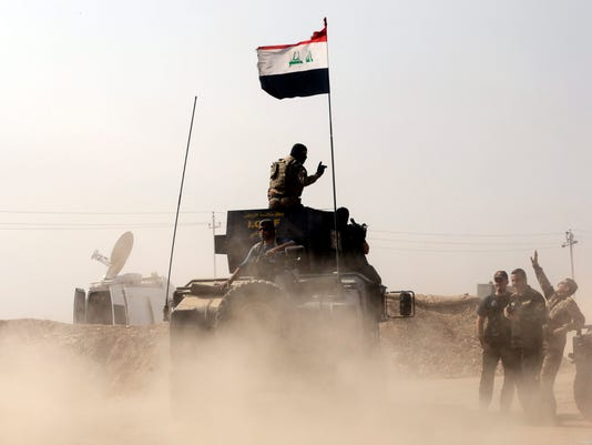 EPA IRAQ CONFLICT MOSUL IS WAR WAR CONFLICTS (GENERAL) IRQ