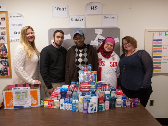 The Middlesex County College service learning program,