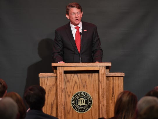 Randy Boyd talks about what he plans to do as governor