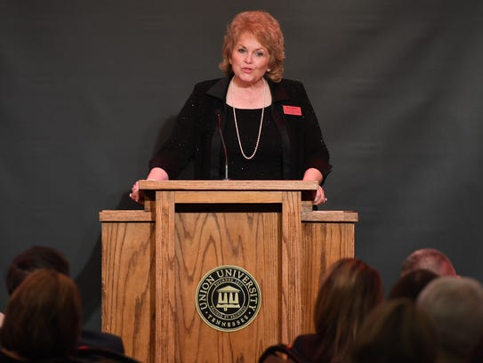 Kay White talks about what she plans to do as governor