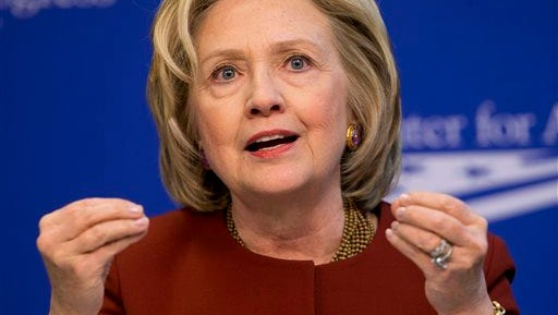 Former Secretary of State Hillary Rodham Clinton is expected to launch her long-awaited 2016 presidential campaign on Sunday.