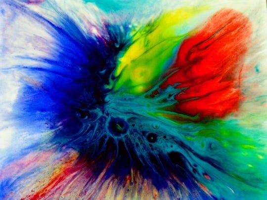 Birth Of A Nova by Jacqueline Fitzgerald Ruiz Ruiz's